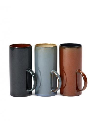 Serax Kahve Rengi Latte Fincanı Kahve